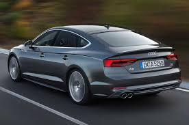 2017 Audi A5 Sportback and the New Release General Auto News