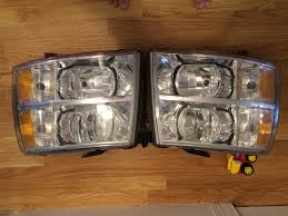 NNBS Silverado Headlights   Chevy Truck Forum   GMC Truck Forum ... Billet Front End Dress Up Kit With 165mm Rectangular Headlights Dna Motoring For 0306 Chevy Silveradocssicavalanche Led Drl 9902 Silverado 1 Piece Grille Cversion Dash Amazoncom Anzousa 111302 Headlight Assembly Automotive 2019 Chevrolet Top Speed 2007 2013 Truck Halo Install Package Chevy Silverado Ss 12500 Crystal Clear Morimoto Xb Fog Lights Retrofit Source 2017 2500hd Reviews And Rating Motor Trend Canada