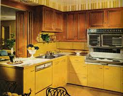 Modern 60s Style Kitchen Tittle
