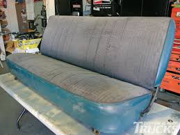 Bench Seat Reupholstery For 1973-1987 Chevy C10's - Hot Rod Network Awesome Of Chevy Truck Bench Seat Covers Youll Love Models 1986 Wwwtopsimagescom 1990 Chevygmc Suburban Interior Colors Cover Saddle Blanket Navy Blue 1pc Full Size Ford 731980 Chevroletgmc Standard Cab Pickup Front New Clemson Dodge Rear 84 1971 C10 The Original Photo Image Gallery Reupholstery For 731987 C10s Hot Rod Network American Chevrolet First Gen S10 Gmc S15 Rebuilding A Stock Part 1 Chevy Bench Seat Upholstery Fniture Automotive Free Timates