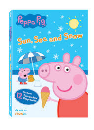 Spookley The Square Pumpkin Dvd Amazon by Heck Of A Bunch Peppa Pig Sun Sea U0026 Snow Dvd Giveaway
