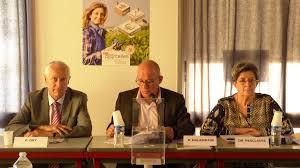 chambre agriculture gers bernard malabirade nouveau président de la chambre d agriculture