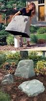 Decorative Outdoor Well Pump Covers by Best 20 Fake Rock Covers Ideas On Pinterest Concrete Septic