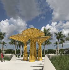 100 Scarpa Architects Gallery Of Gateway Sculpture At Pembroke Pines Brooks