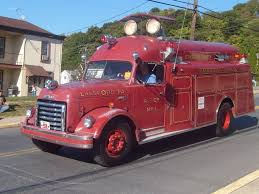 100 Black Fire Truck Other Misc Brands Schuylkill Historical Fire Society Black