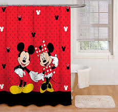 Mickey And Minnie Mouse Bath Decor by Amazon Com Disney Mickey Mouse And Minnie Mouse 70