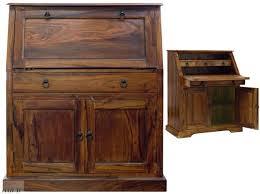 buy jaipur furniture bureau 3 doors 4 drawers cfs uk