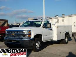 100 Contractor Truck 2019 CHEVROLET SILVERADO 3500HD Highland IN 5005082776