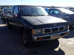 100 Nissan Pickup Trucks For Sale Salvage 1997 PICKUP XE Truck For