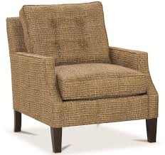 Rowe Chairs and Accents Cole Upholstered Chair with Button Tufting