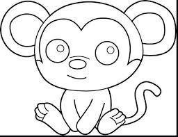 Kawaii Crush Coloring Pages Cat Colouring Anime Page Adults Doodle Girl Monkey