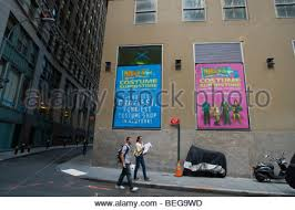Rickys Halloween Locations Manhattan by A Ricky U0027s Store In New York Advertises Costumes On Sale On
