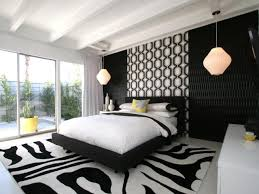 Black And White Master Bedroom Decorating Ideas Lovely Beautiful Fancy