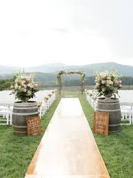 100 Awesome Outdoor Wedding Aisles You ll Love