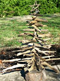 Driftwood Christmas Trees by Driftwood Christmas Tree Oliveloaf Design