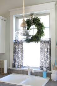 Berner Air Curtain Uae by Tier Curtains For Bathroom Curtains Decoration Ideas