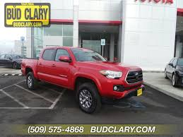 100 Trucks Plus Yakima Certified PreOwned 2019 Toyota Tacoma SR5 Double Cab 5 Bed V6 AT