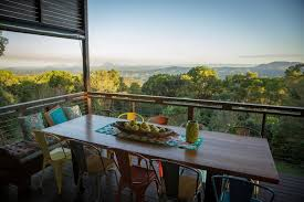 100 Treetops Maleny Rose Blossom Escape Bed And Breakfasts For Rent