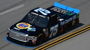 2017 NASCAR Camping World Truck Series Paint Schemes - Team #75