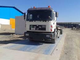 100 Used Truck Scales VBRIDGEPIT Series Electronic Herat Armaghan