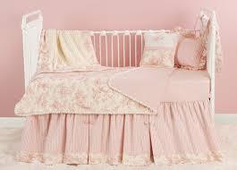 Pink Crib Bedding by Babies Pink Crib Bedding