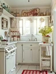 Vintage Country Kitchen Decor