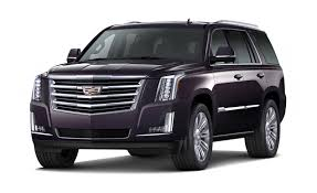 2018 Cadillac Escalade Escalade ESV Features and Specs
