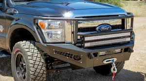 2011 - 2016 Ford Super Duty F-250/F-350 HoneyBadger Rancher Winch ...