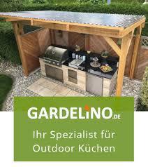 outdoor küchen einbaugrills und pizzaöfen auf gardelino de