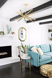 High Impact Rental Upgrades To Improve Your Living Room Decor