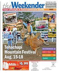 Apple Shed Inc Tehachapi Ca by Weekender 08 14 By Tehachapi News Issuu