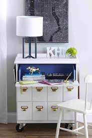 meuble bureau secretaire design bois armoire bureau secretaire design tiroirs en teck