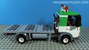 100 Lego Recycling Truck City 4206