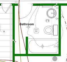 Basement Bathroom Design Photos by Basement Bathroom Design Idea Layout I Finished My Basement
