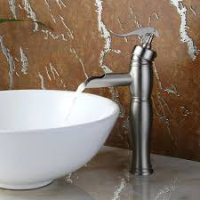Moen Bathroom Sink Faucets Menards by Waterfall Bathroom Sink Faucet Amazon Lowes Faucets Brushed Nickel
