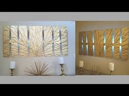 Diy Wall Decor With In Built Lighting Using Cardboards Simple And Inexpensive Decorating Idea