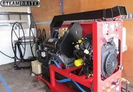 Truck Mount Carpet Extractor by Masterblend El Diablo Truckmount Kerosene Or Diesel Fired Truck