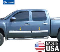 07-08 Chevy Silverado Crew Cab Rocker Panel Chrome Stainless Steel ... Tough Soft Tonneau Cover For Ford Ranger 1115 Px Dual Crew Cab Px2 Xlt June52017 Ute Clipon Double With Cab Protector Airplex Auto Accsories Mk6vigo Single Roughtrax 4x4 Amazoncom Bestop 1718101 Ez Roll Truck Toyota Heavyduty Bed On 2014 Chevy Silverado Flickr Undcover Fx41007 Flex Hard Folding 0914 F150 Super 65 Short Wo Fender Flare Rocker Panel Southern Outfitters 2005 Used Chevrolet 1500 Regular Long Good Tires Safety Rack Safety Rack Guard 042015 Nissan Titan King Chrome Stainless Steel