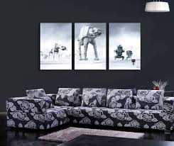 Star Wars Room Decor Uk by Original Home Decor Hd Print Abstract Art Painting On Canvas No