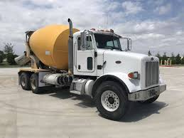 2007 Peterbilt 357 Mixer / Ready Mix / Concrete Truck For Sale ...