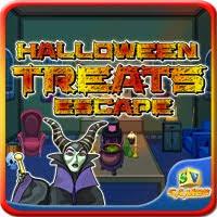 Halloween Escape Walkthrough by Sivi Halloween Treat Escape Walkthrough