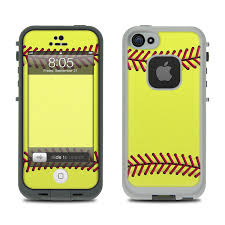 Lifeproof iPhone 5 Case Skin Softball by Sports