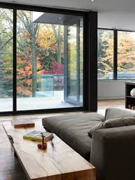 100 Contemporary House Furniture Home Designs Floor To Ceiling Windows Garden Pathway