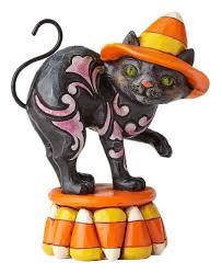 Jim Shore Halloween Disney by Jim Shore Scarecrow On Tombstone Grave Halloween Figurine 4007928