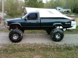 1998 Chevrolet Monster Truck [1500] Somerset Ky For Sale ...