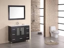 Narrow Depth Bathroom Vanity by Bathroom Vanity Mirrors Concerning Inspiration Bathroom Decoration