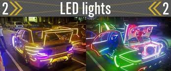 how much does it cost to install led lights in your car quora