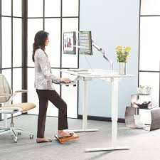humanscale ergonomic floating desk relax the back