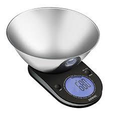 balance de cuisine avec bol duronic ks5000 balance de cuisine avec large affichage numérique