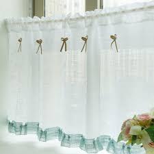 gardinen vorhänge scheibengardinen küche gardinen